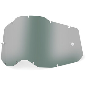 100% Anti-Fog Replacement Lenses Gen2, smoke/clear